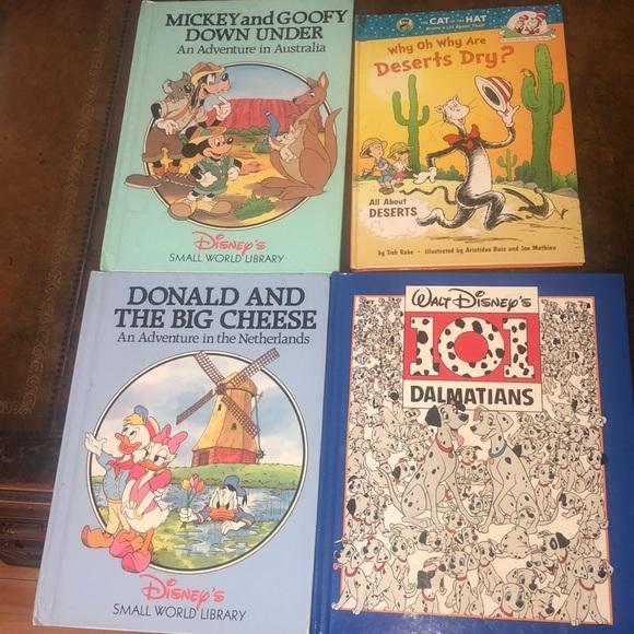 Classic Kids books, EUC,hard cover,colorful & fun